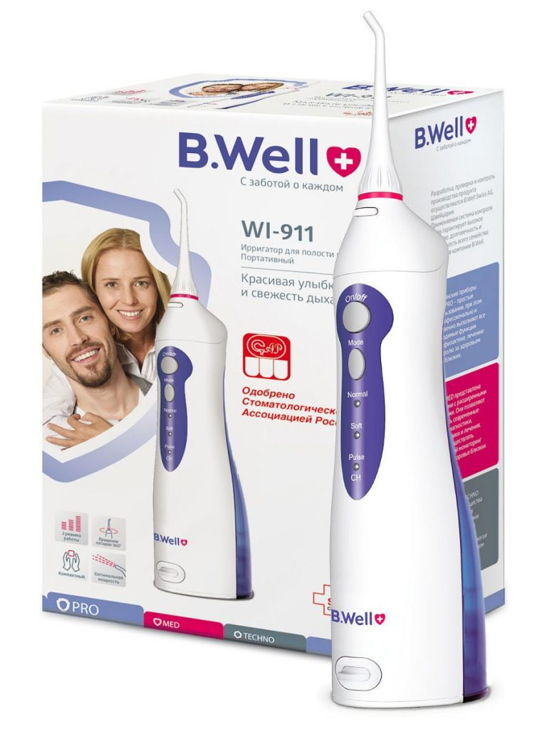 B.Well WI-911