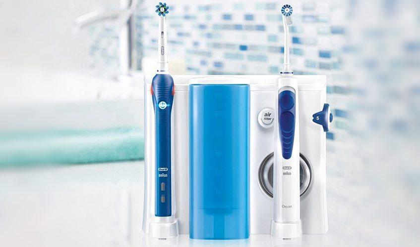 Зубной центр Oral-B Professional Care Oxyjet+3000: комплексный уход за полостью рта!